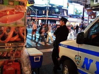 """Полиция Нью-Йорка получит театральную премию """"Тони"""""""