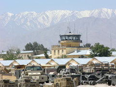 Талибы напали на базу ВВС США в Афганистане