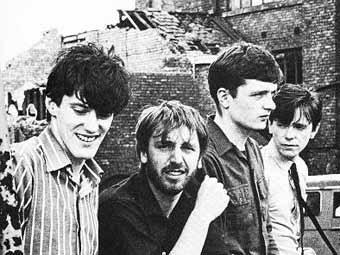 Joy Division в 1979 году. Фото с сайта mog.com