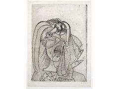 Sotheby's продаст гравюры Пикассо