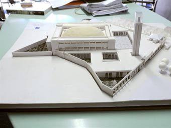 В Марселе решили построить гигантскую мечеть