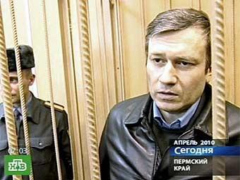 Григорий Грабовой. Кадр телеканала НТВ