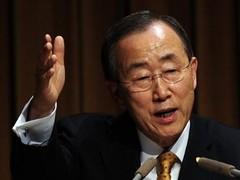 Генсек ООН поддержал введение санкций в отношении КНДР