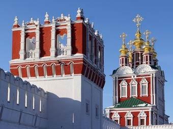 """Новодевичий монастырь. Фото """"Ленты.Ру"""""""