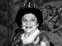 В Мадриде умерла мать главы дома Романовых