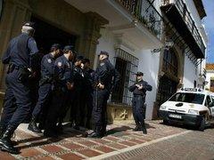 На испанском курорте арестованы боссы британской мафии