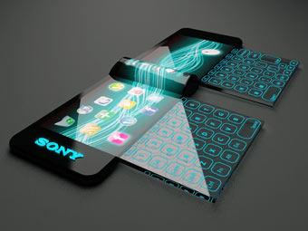 Концепт Sony Nextep Computer, разработанный Хироми Кирики, фото с сайта yankodesign.com
