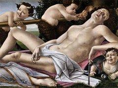 На картине Боттичелли нашли наркотики