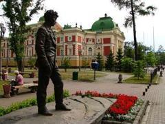 Музей Вампилова откроется в Иркутске в 2011 году