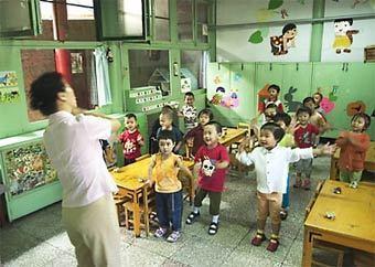В Китае казнили напавшего на детский сад преступника