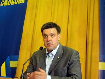 Олег Тягнибок. Фото с сайта tyahnybok.info