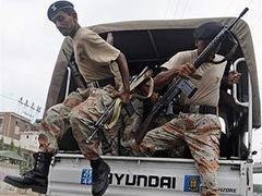 В Пакистане задержаны пособники захвативших мечети талибов