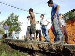 В Коста-Рике произошло землетрясение магнитудой 6,1