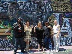 В Лос-Анджелесе начали водить экскурсии по гангстерским местам