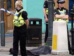 На северо-западе Англии 52-летний британец открыл огонь по прохожим