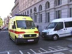 В брюссельском суде неизвестный застрелил двух человек