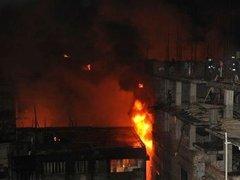 В Бангладеш при пожаре погибли не менее 85 человек