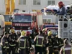 В Испании взорвалась фабрика фейерверков