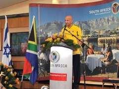 ЮАР отозвала посла из Израиля