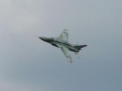 В Сербии разбился военный самолет