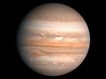 Юпитер. Фото NASA