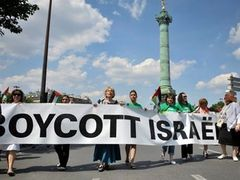 В Европе прошли многотысячные антиизраильские акции