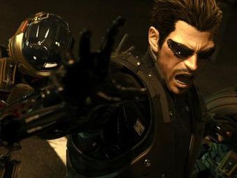 Третья часть Deus Ex