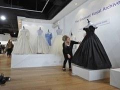 Платье принцессы Дианы купил чилийский музей