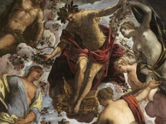 Искусствоведы назвали девять загадок неизвестной картины Тинторетто