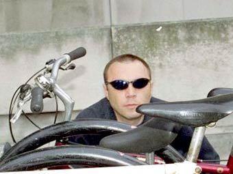 Виктор Пелевин. Фото с сайта pelevin.nnov.ru