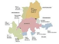 Швейцария приготовилась к территориальной экспансии