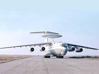 Самолет ДРЛО и управления А-50. Фото с сайта testpilot.ru
