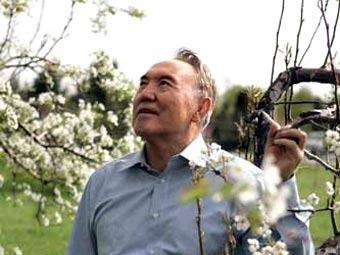 Нурсултан Назарбаев. Фото пресс-службы президента Казахстана