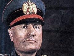 Обнародовано местонахождение тайника с бумагами Муссолини