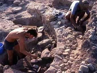 Раскопки в Идалионе. Фото Департамента древностей Кипра