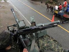 Во время выборов в Колумбии убиты 10 полицейских