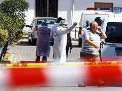 В Стамбуле взорвали бомбу рядом с военной частью