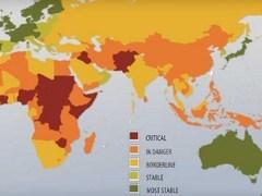 Россия улучшила позиции в рейтинге самых нестабильных стран