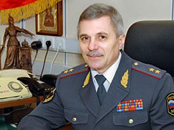 Юрий Драгунцов. Фото с официального сайта МВД РФ