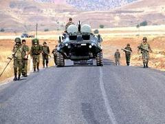 Курдские сепаратисты убили трех человек на турецком блокпосту
