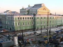 Вокруг Мариинского театра появится культурный квартал