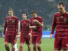 Каждый двенадцатый россиянин верит в победу России на ЧМ-2010