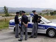 Грузинская полиция развеяла слухи о гигантском озерном монстре