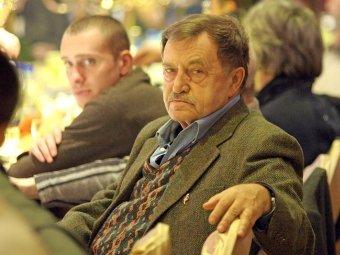 Василий Аксенов. Фото Александра Котомина, Лента.Ру