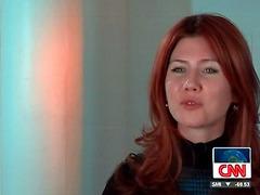Анна Чапман представлялась дочерью сотрудника КГБ