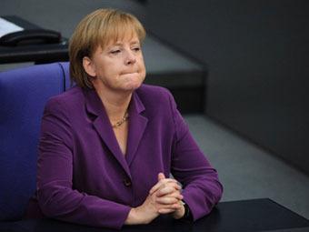 Ангела Меркель. Фото (c)AFP