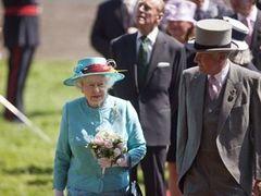 Жительница Торонто прорвалась через охрану британской королевы
