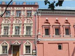 Государственный литературный музей переедет в дом Саввы Морозова