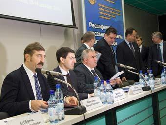 Заседание коллегии Роскомнадзора. Фото пресс-службы ведомства