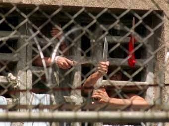 В Венесуэле убиты восемь заключенных